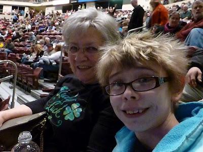 Celtic Woman concert in Hershey, Pennsylvania
