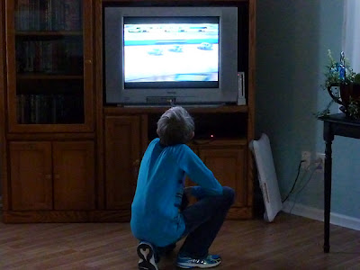 Homeschooling with NASCAR