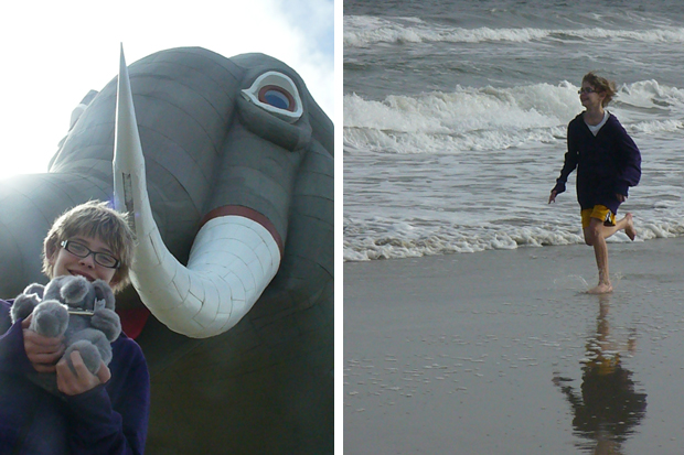 Lucy the Elephant and other Atlantic City attractions