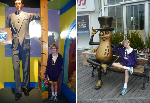 Ripley's Believe It or Not and other Atlantic City attractions