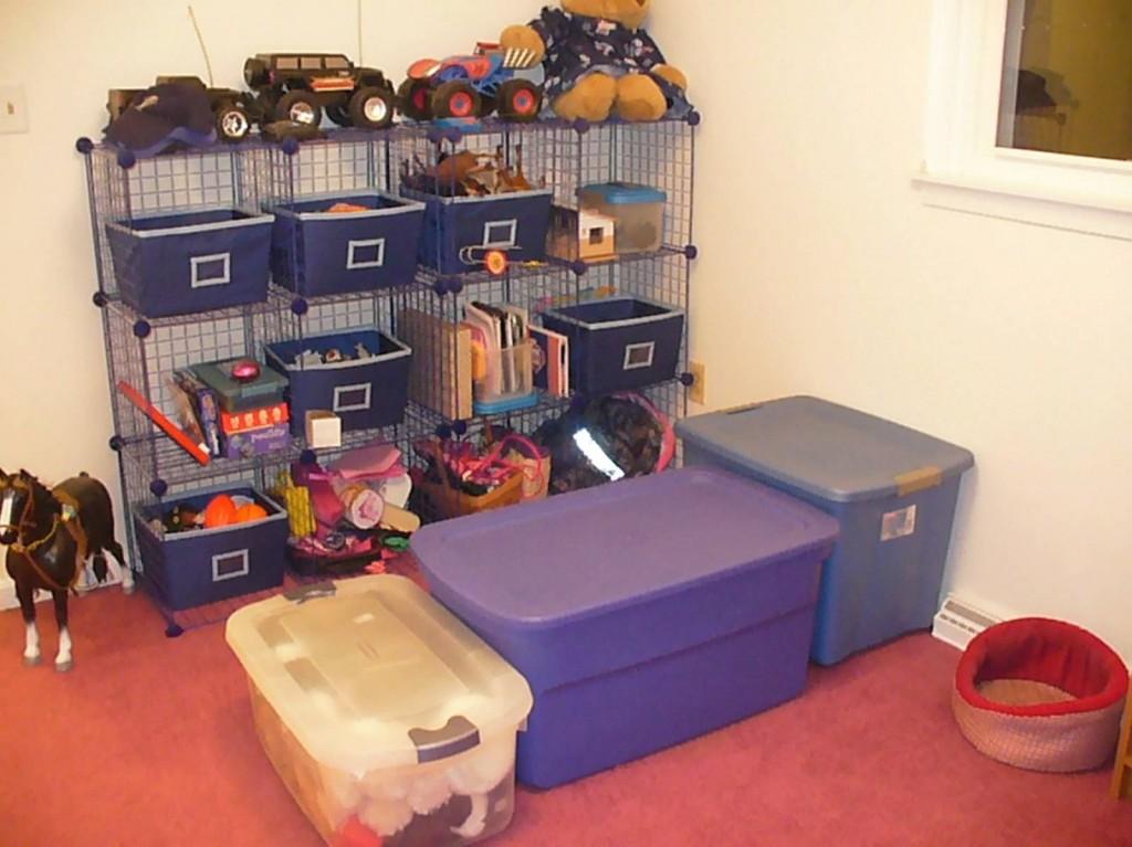 Former playroom