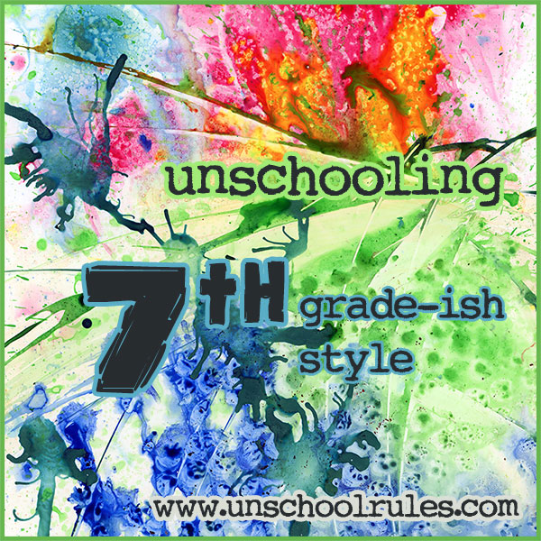 unschooling-7th-grade