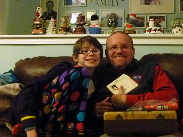The gift of Christmas ephemera