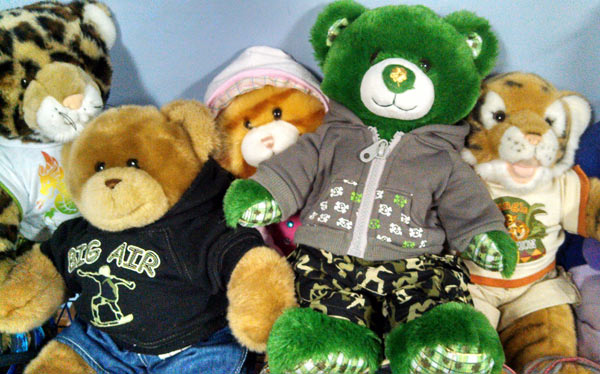 10 toys that last into the teen years, including Build-A-Bear toys