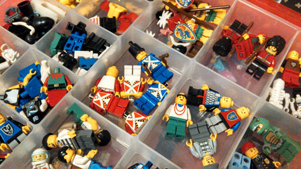 10 toys that last into the teen years, including LEGO bricks
