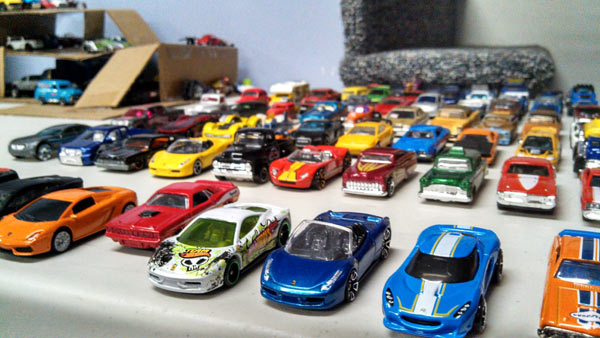 10 toys that last into the teen years, including Hot Wheels and Matchbox cars
