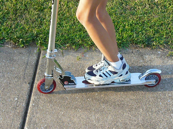 10 toys that last into the teen years, including Razor scooters