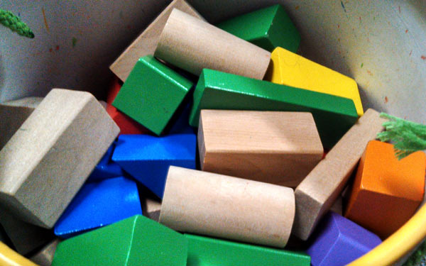 Unschool Rules: Unschooling gift ideas - durable sets of blocks