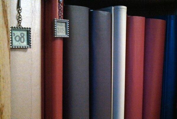 Traditional scrapbooks