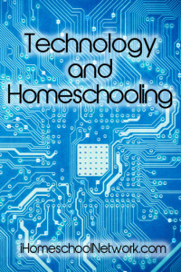 technology-homeschooling