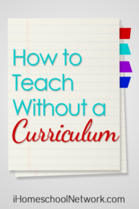 teach-without-curriculum