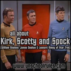 Learning from Movies and TV shows: Star Trek