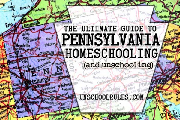 Ultimate Guide to Homeschooling and Unschooling in Pennsylvania