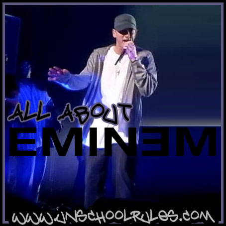 Eminem discussion points for families