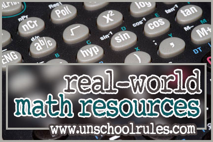real-world-math-resources