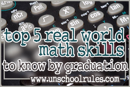real-world-math-skills