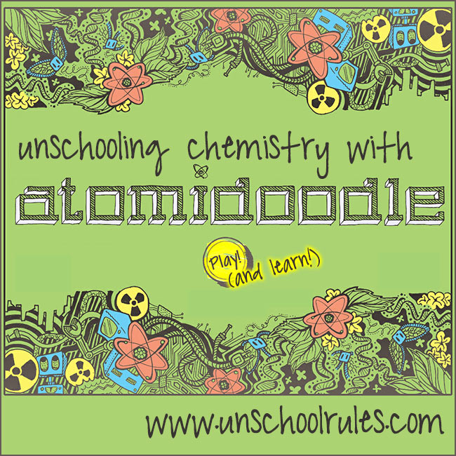 Atomidoodle Chemistry Puzzle Game
