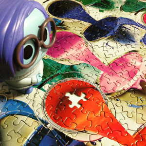 Sadness from Inside Out found the perfect job: Lamenting my puzzle piece Situation.