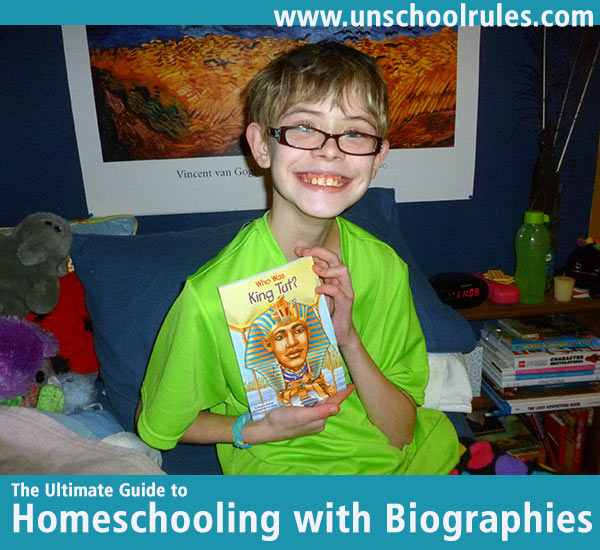 The Ultimate Guide to Homeschooling with Biographies Who Was Series