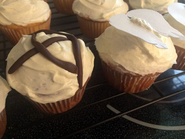 Unschool Rules unschooling wrapup - walking dead cupcakes