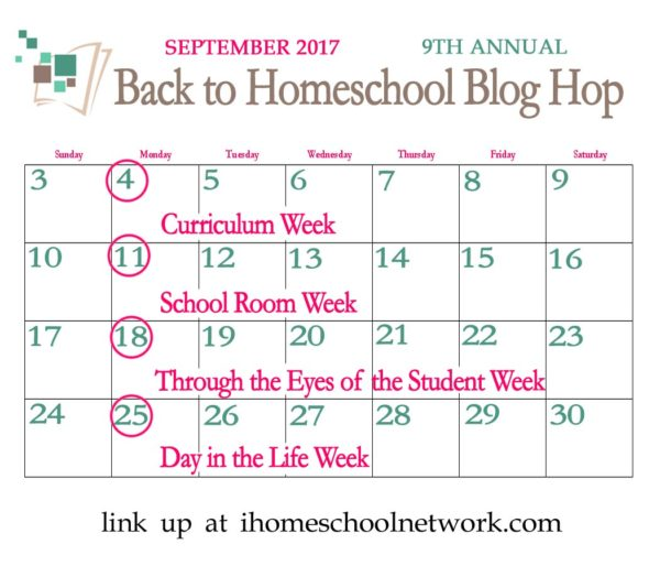 Unschool Rules: Part of the 2017 iHomeschool Network Not Back to School Blog Hop 2017