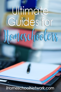 The Ultimate Guide to Creating an Unschooling High School Transcript is part of the iHomeschool Network's Ultimate Guides series.