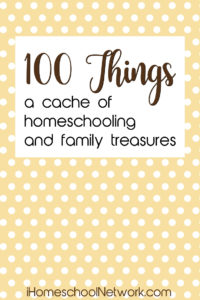 Unschool Rules: 100 Best Teen Art Supplies is part of the iHomeschool Network's 100 Things series.